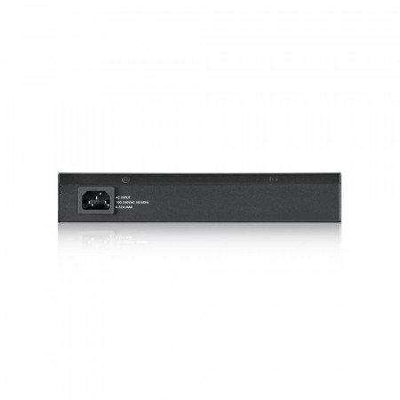 GS2210-8 - Switch Administrable L2 8 ports Gbps RJ45 - 2 ports Gbps combo (RJ45/SFP) - rackable